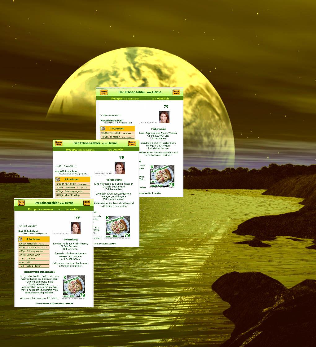 Der Mond von Wanne Eickel