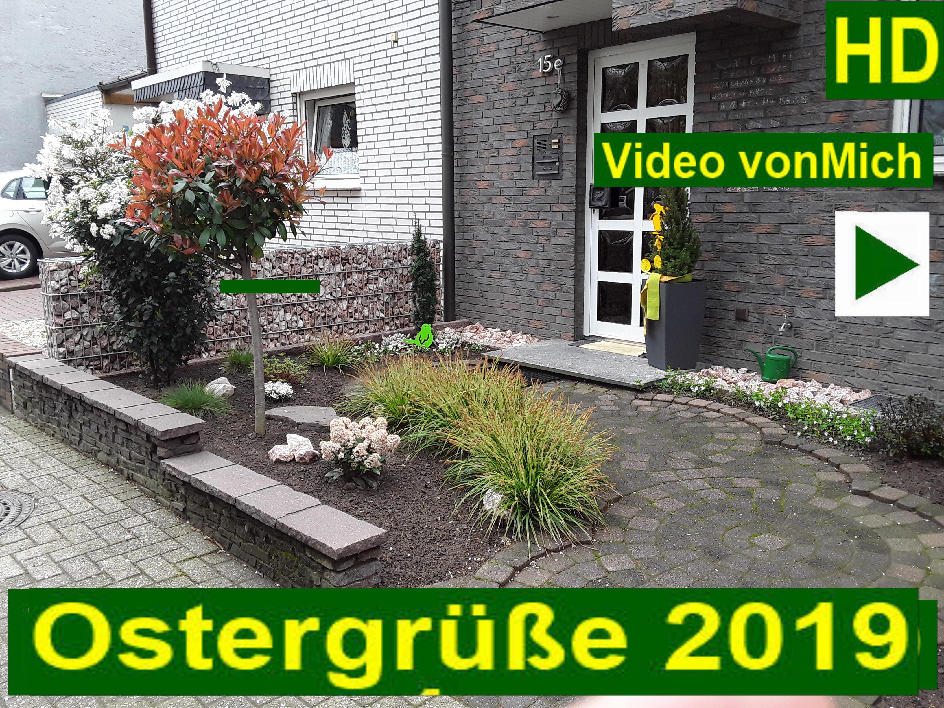 Vorgarten 15e Ostergrü�e  | vonMich