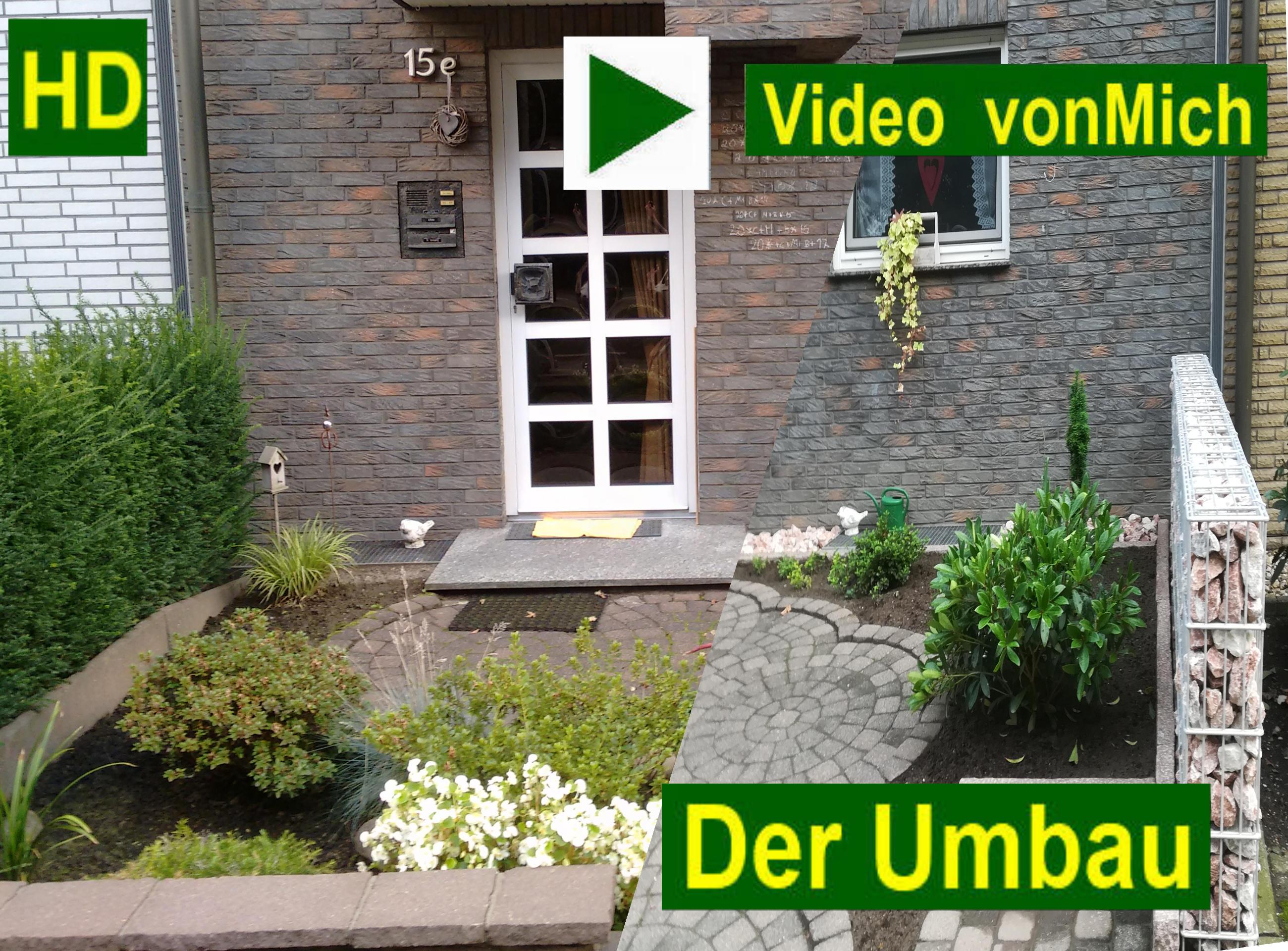 Umbau 2017/2018 | vonMich