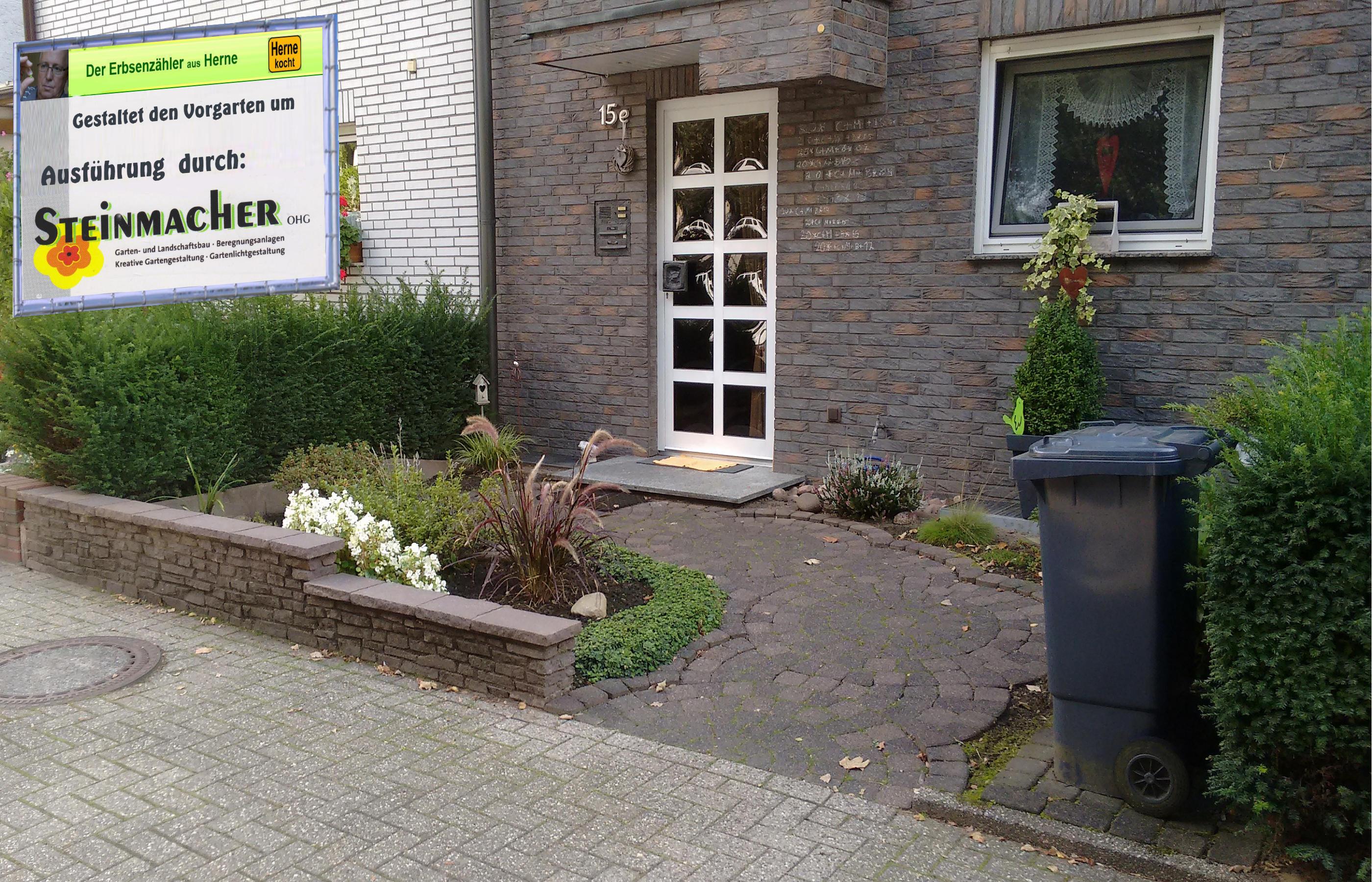 Alter Vorgarten