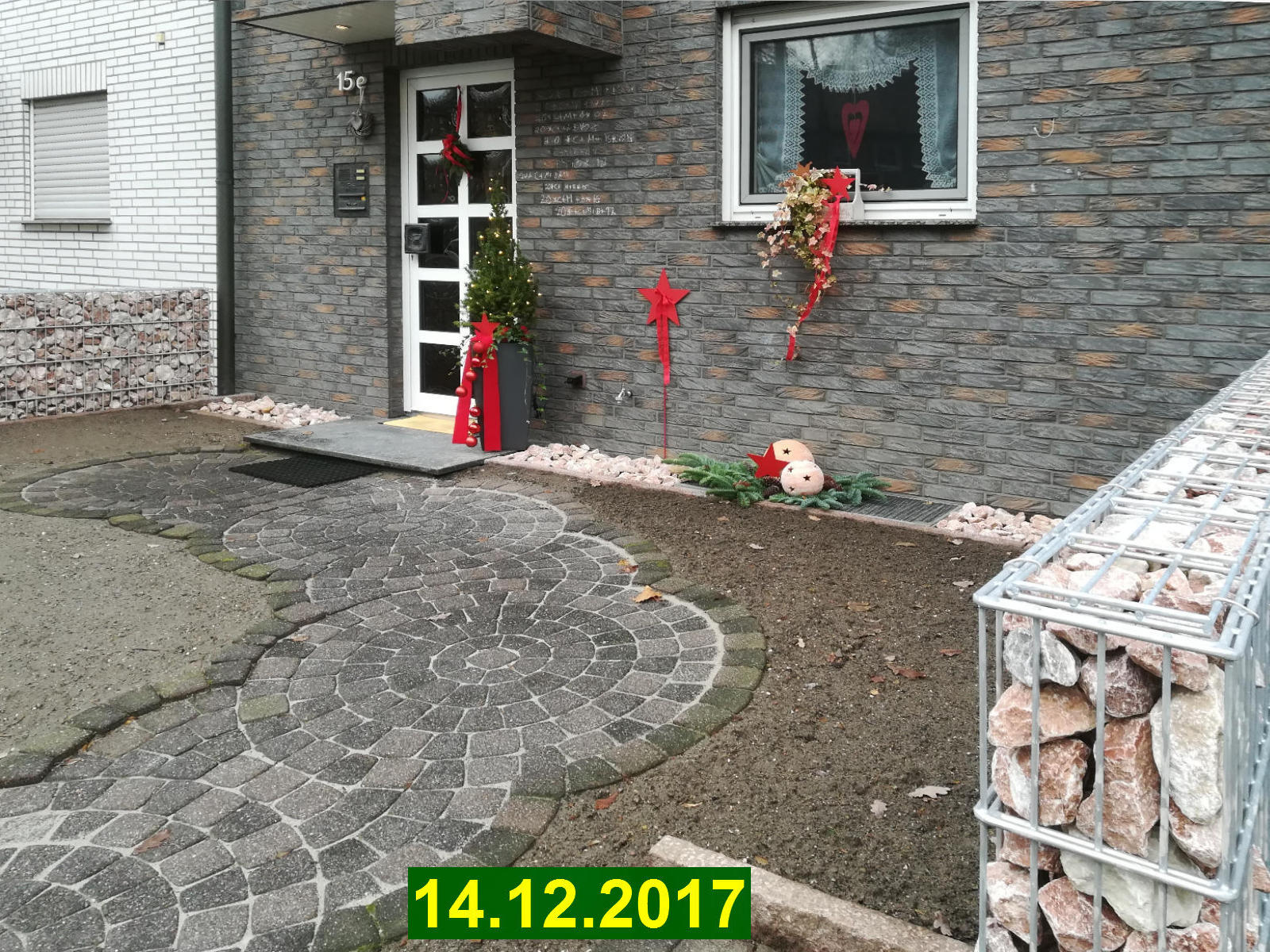 Vorgarten 14.12.2017