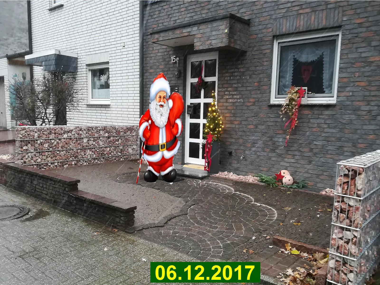 Vorgarten 06.12.2017