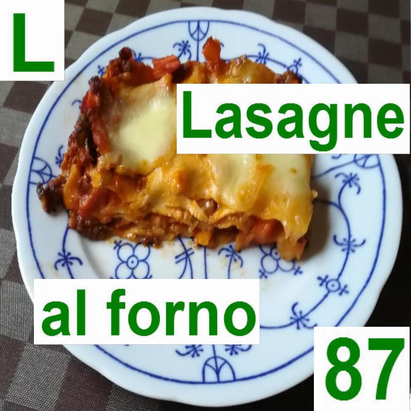 Lasagne al forno | vonMich
