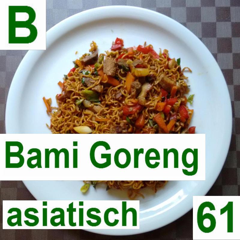 Bami Goreng asiatisch | vonMich