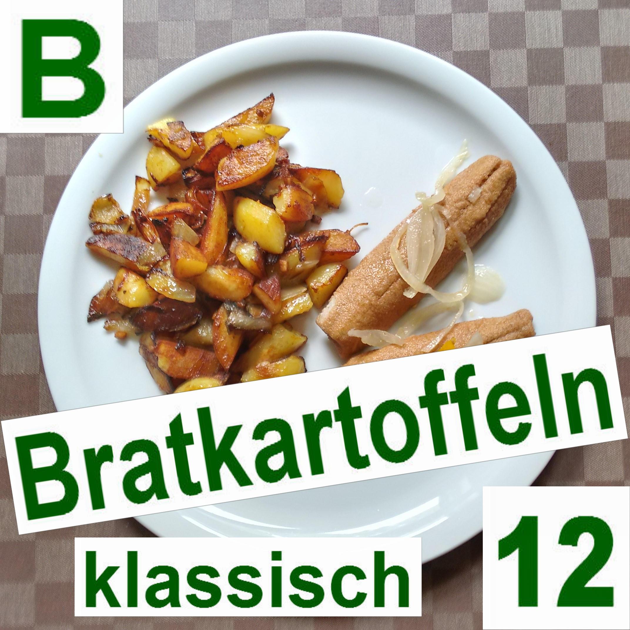 Bratkartoffeln klassisch | vonMich