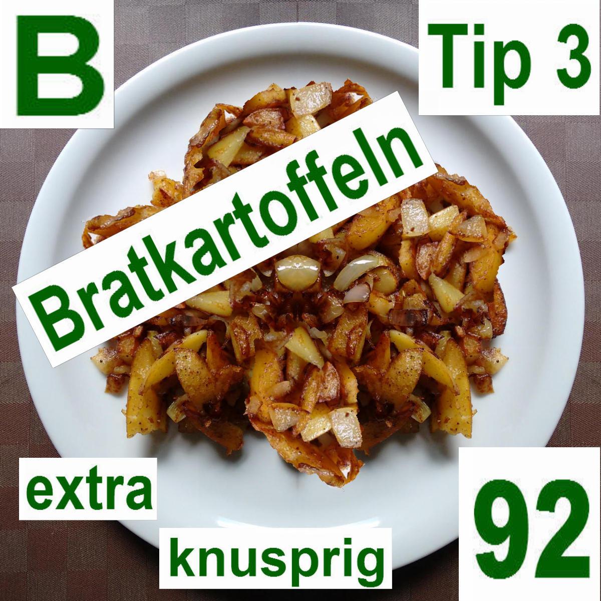 Bratkartoffeln Tip3 | vonMich