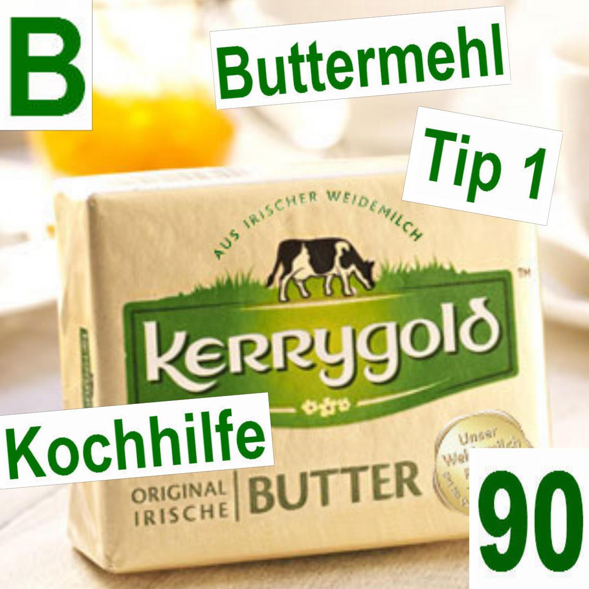 Buttermehl Tip1 | vonMich