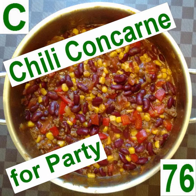 Chili Concarne | vonMich