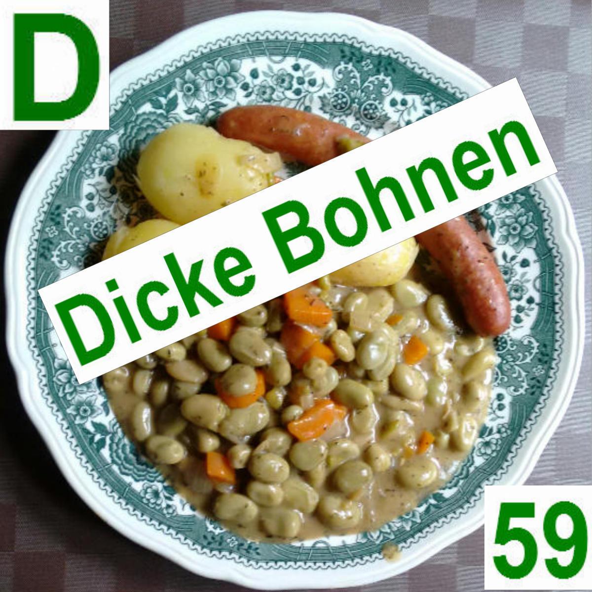 Dicke Bohnen | vonMich