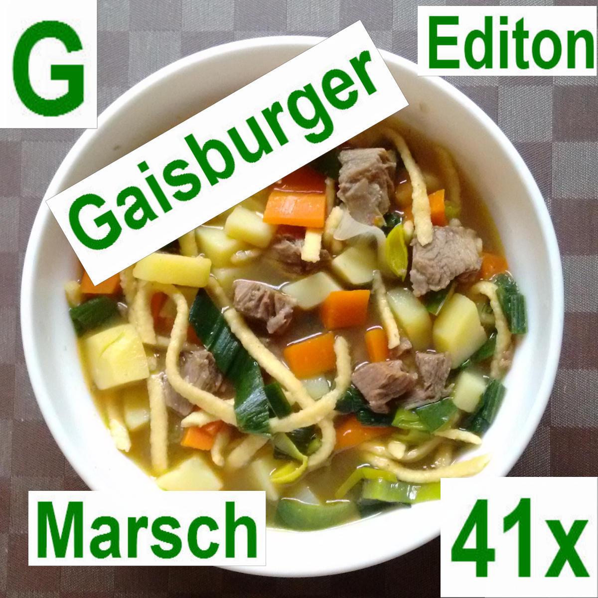 Gaisburger Marsch | vonMich