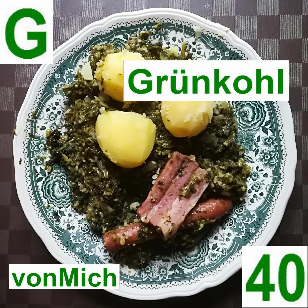 Grünkohl klassisch | vonMich
