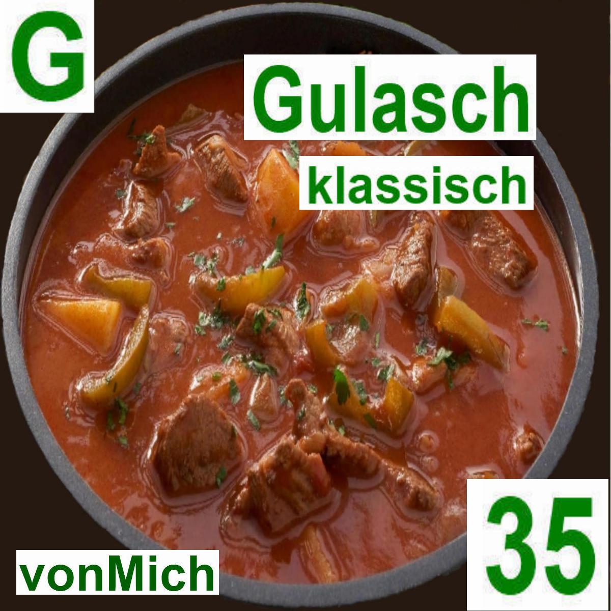 Gulasch klassisch | vonMich