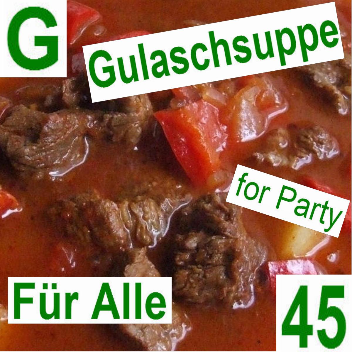 Gulaschsuppe | vonMich