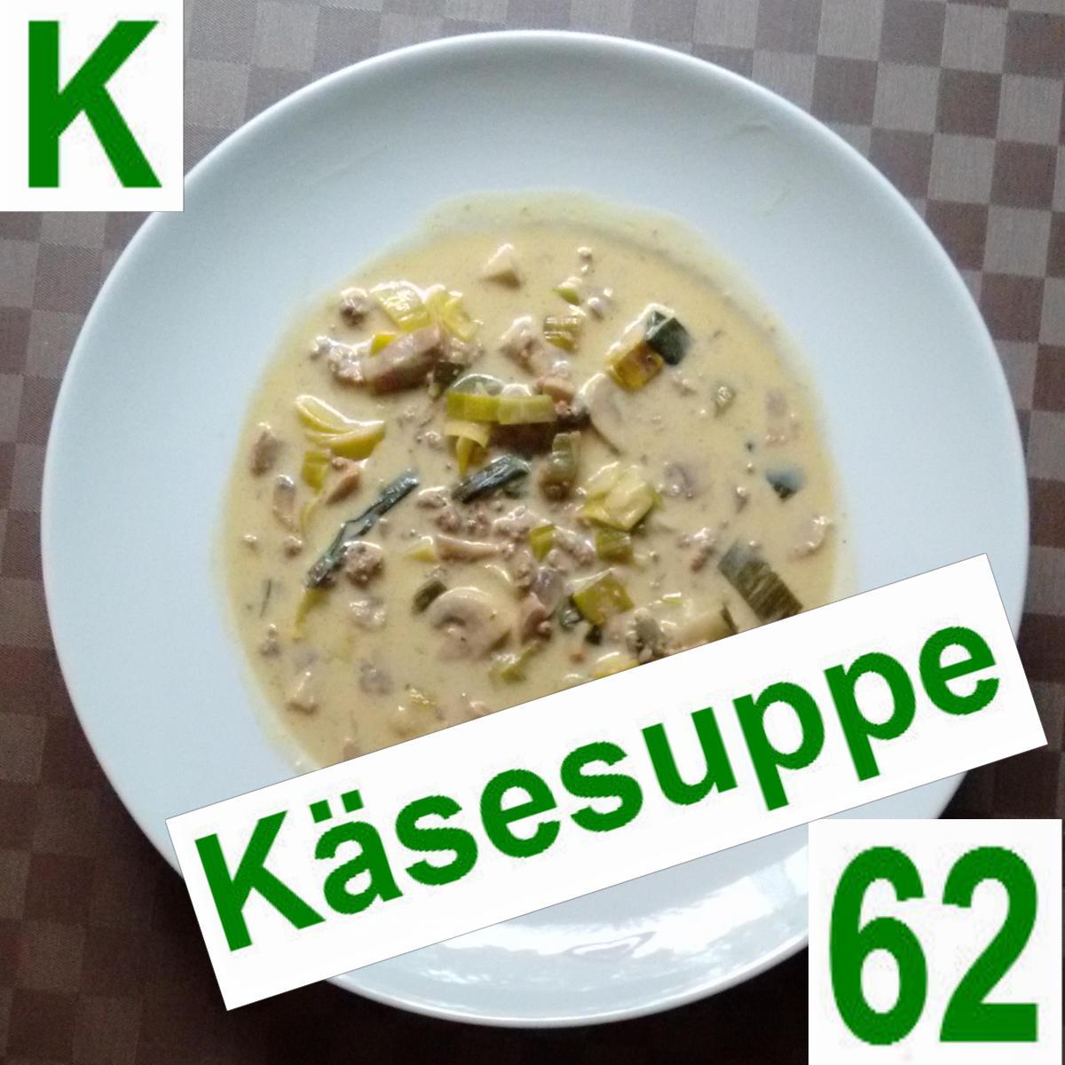 Käsesuppe | vonMich