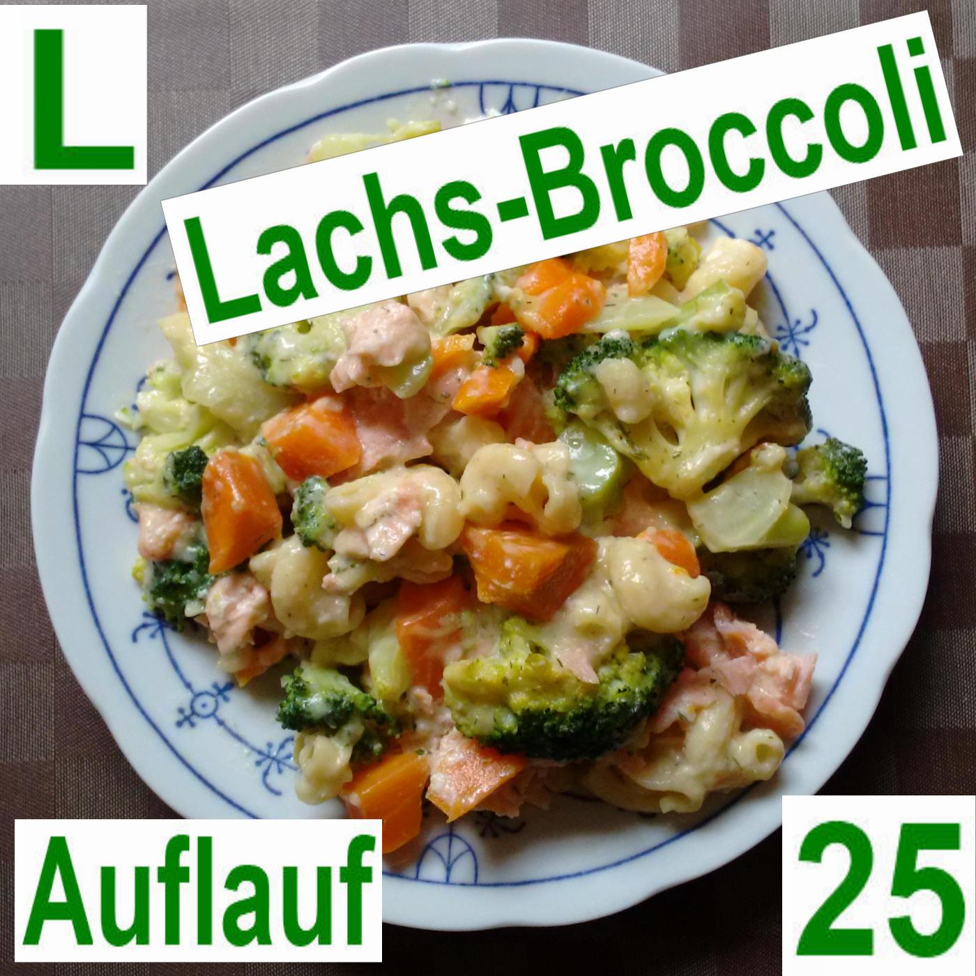 Lachs Broccoli Nudeln | vonMich