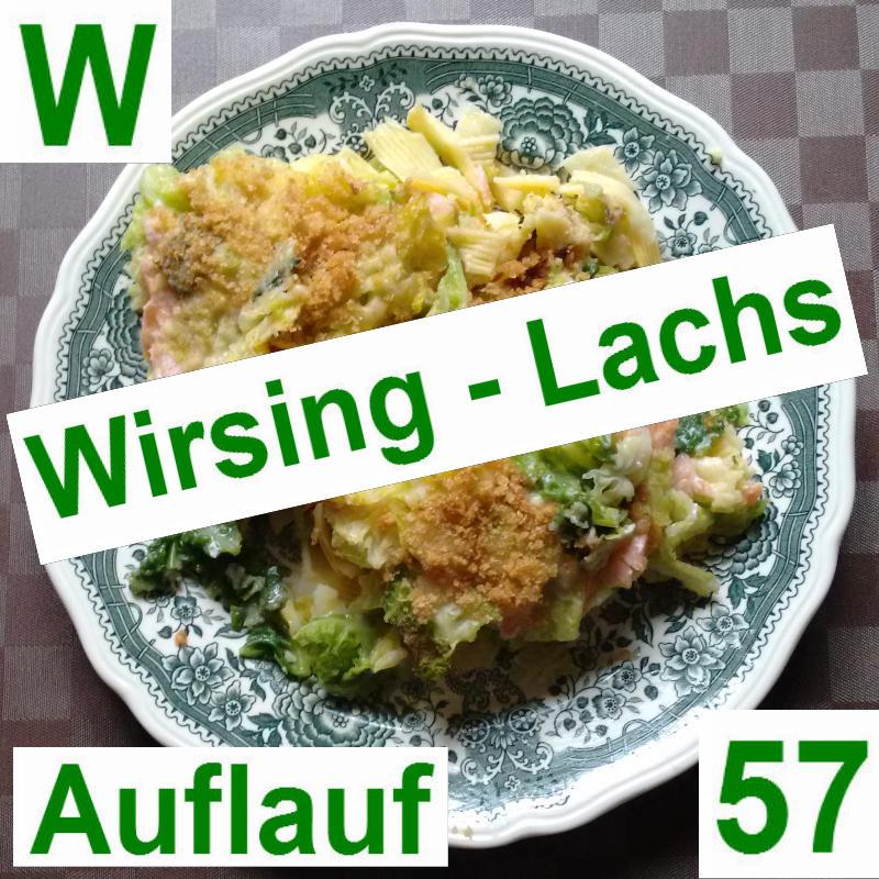 Lachs-Wirsing-Auflauf | vonMich