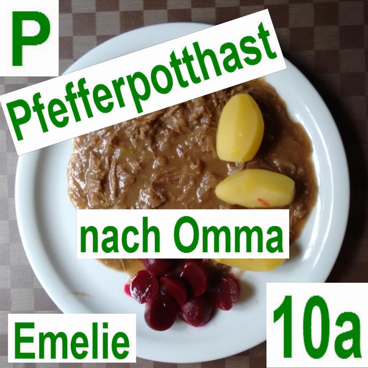 Pfefferpotthast Emilie | vonMich