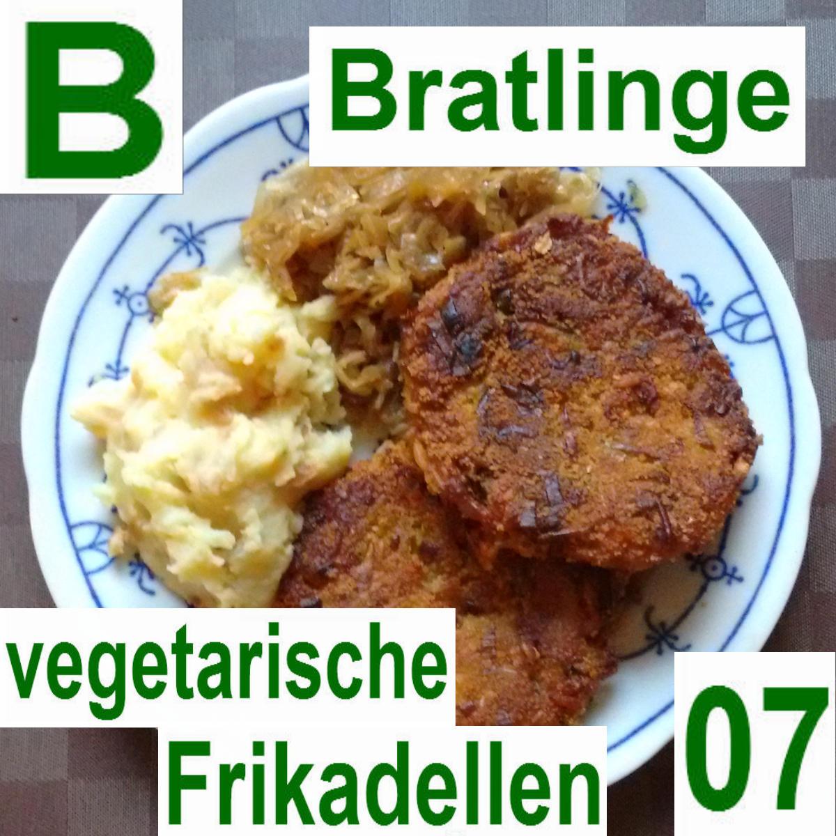 Frikadellen vegetarisch | vonMich