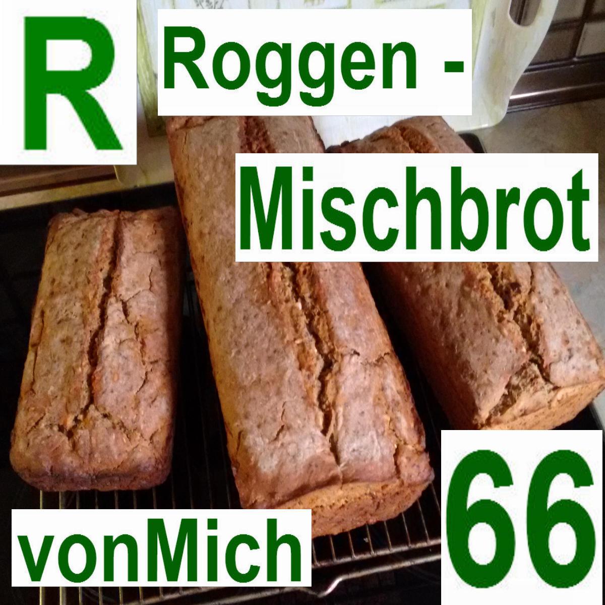 Roggenmischbrot | vonMich