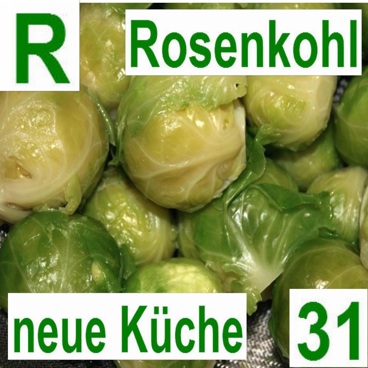 Rosenkohl neue Küche | vonMich