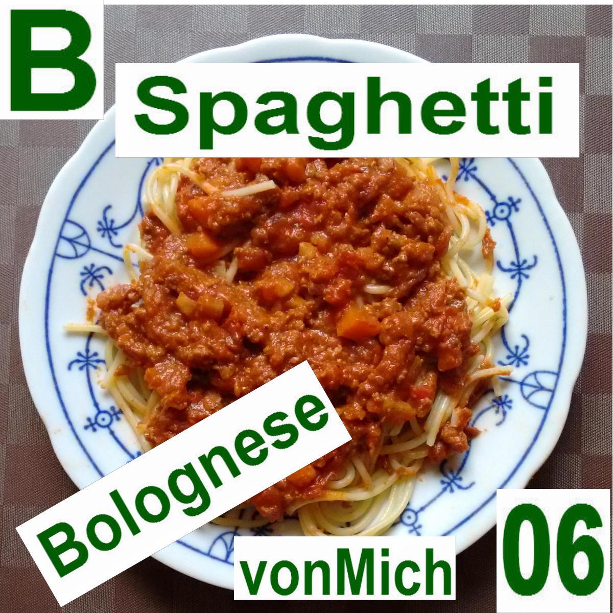 Spaghetti Bolognese | vonMich