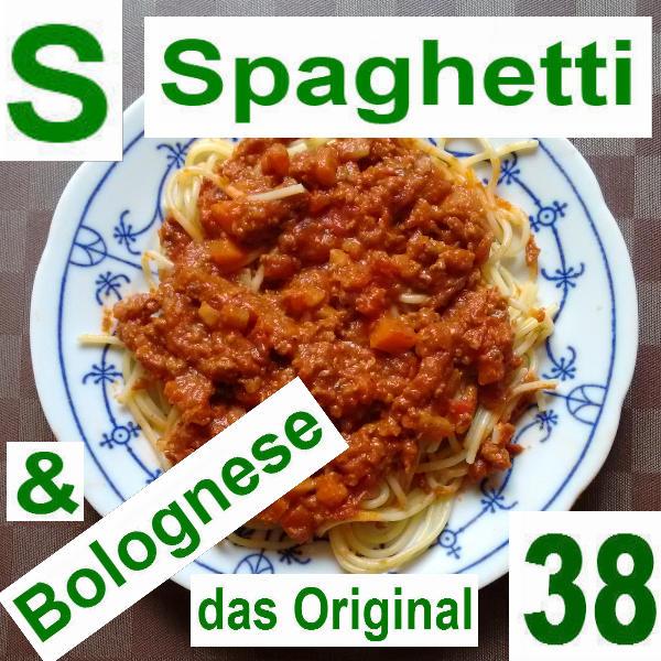 Spaghetti Bolognese Original | vonMich