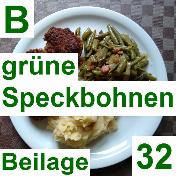 Grüne Bohnen geschmort | vonMich