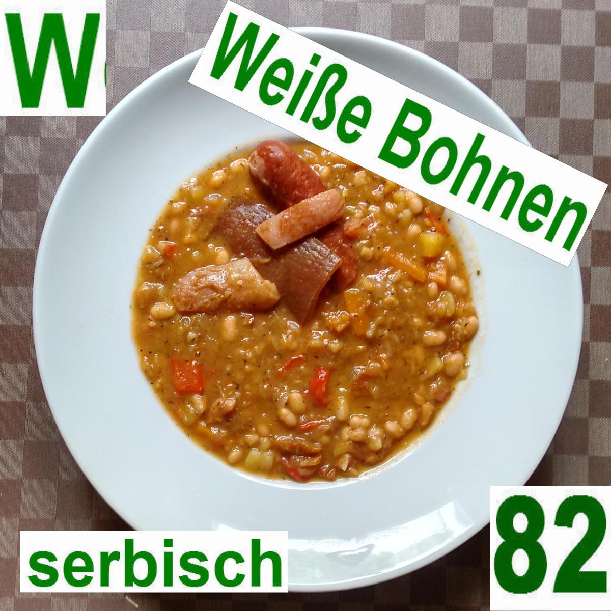 Weisse Bohnensuppe | vonMich