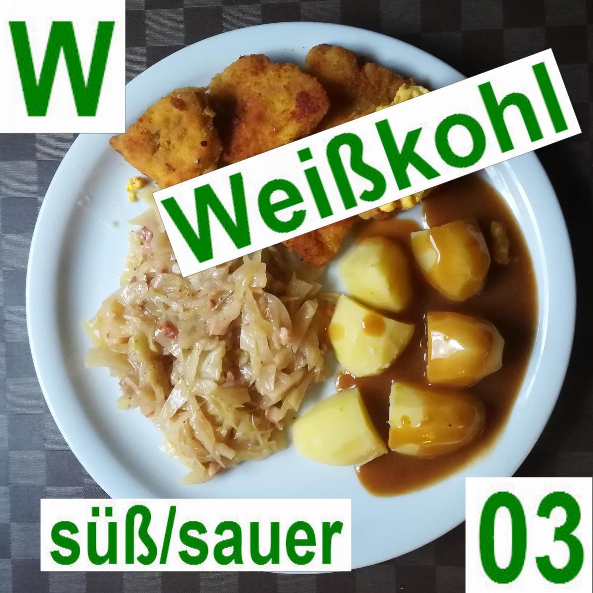Weißkohl süß/sauer | vonMich
