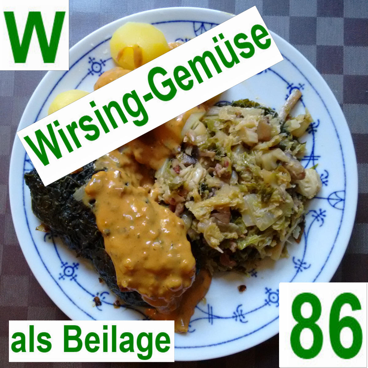 Wirsing-Gemüse  | vonMich