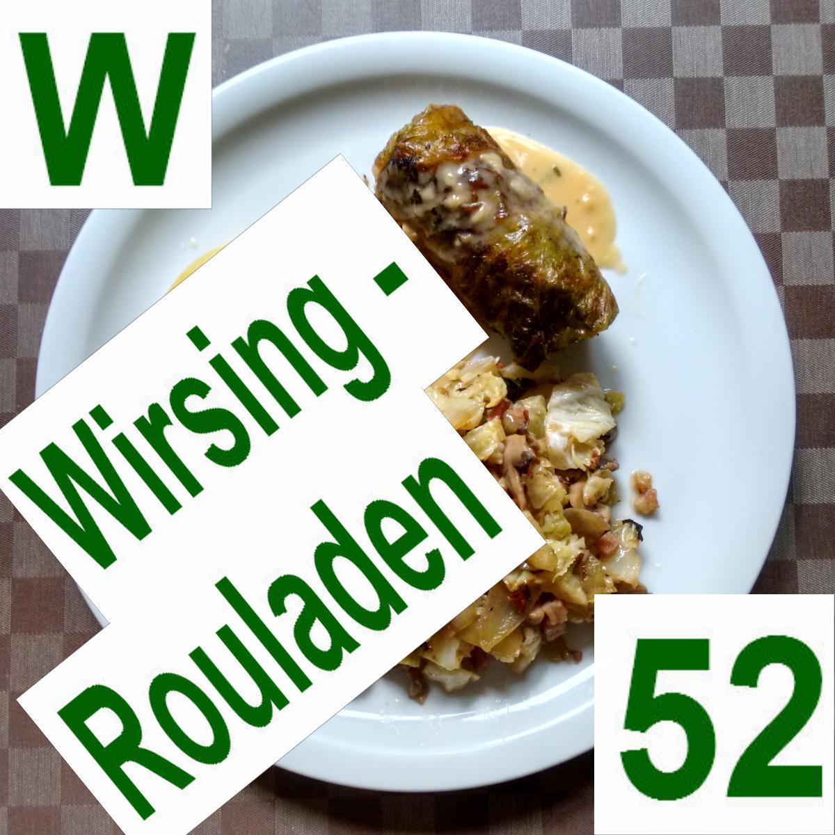 Wirsing-Rouladen | vonMich