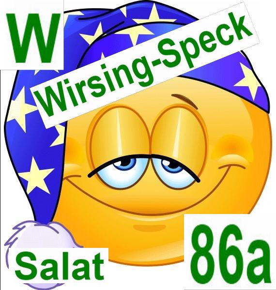 Wirsing-Speck Salat | vonMich