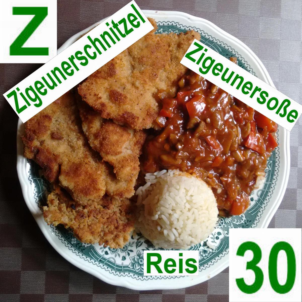 Zigeunerschnitzel | vonMich