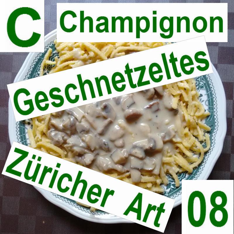 Geschnetzeltes Züricher Art | vonMich