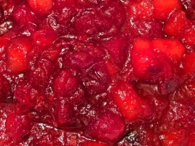Cranberry Chutney | vonMich