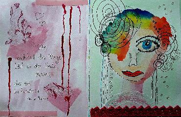 Frau 1 | von Ilona