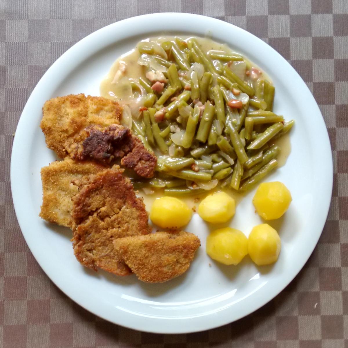Grüne Bohnen süß/sauer | vonMich