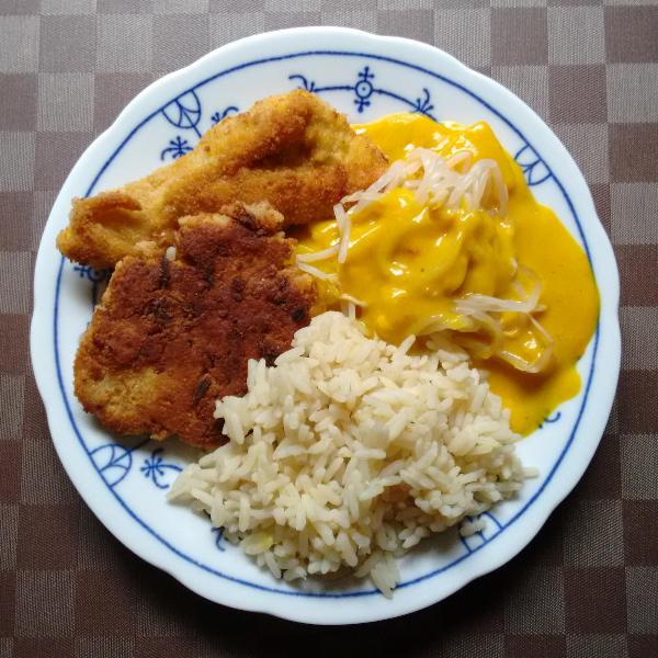 Hähnchenbrust & Reis | vonMich
