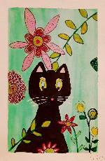 Katze 1 | von Ilona
