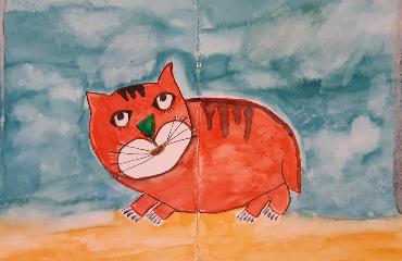 Katze 2 | von Ilona