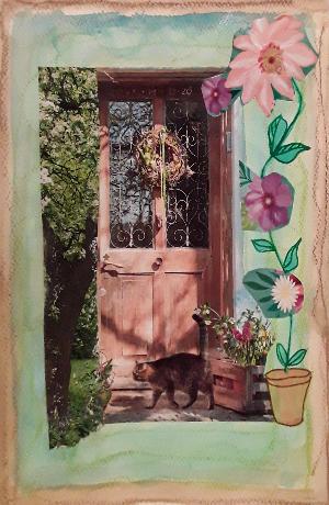Tür 1 | von Ilona