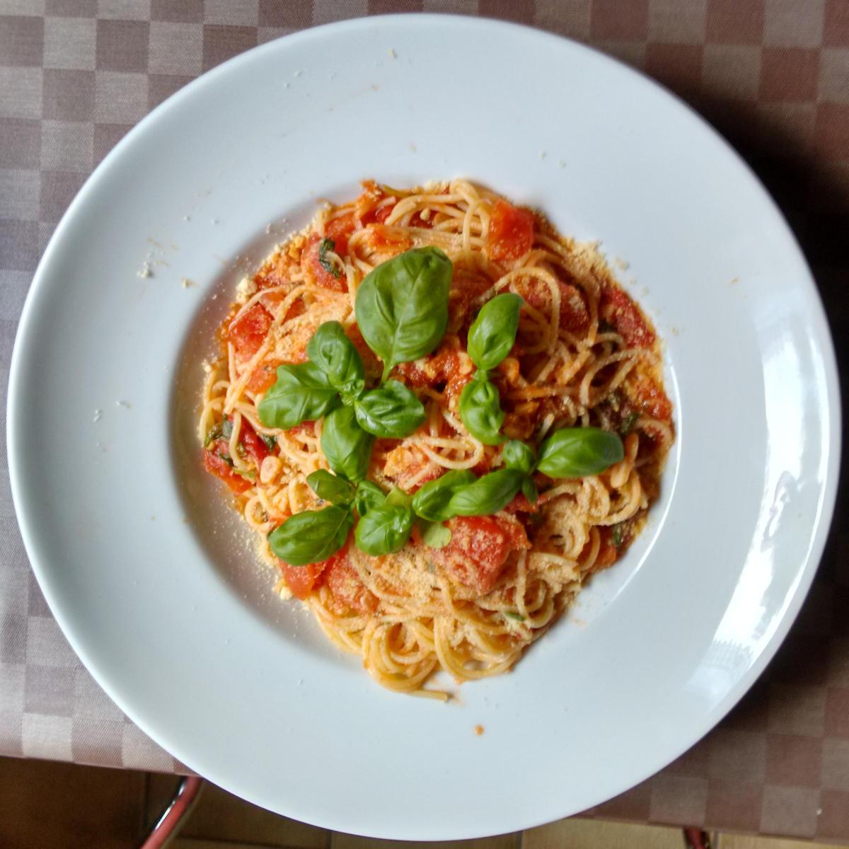 Spaghetti Knobitomaten | vonMich