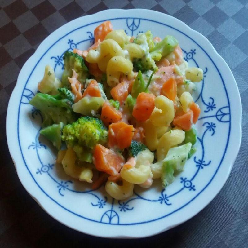 Broccoli-Lachs-Auflauf | vonMich