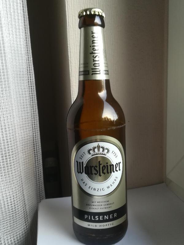 Warsteiner Flasche leer | vonMich