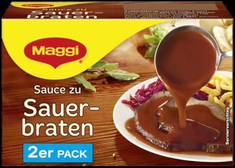Sauerbraten 2er Pack von Maggi | vonMich