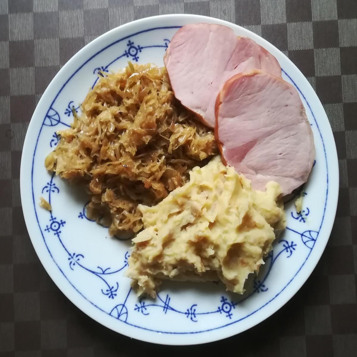 Sauerkraut geschmort | vonMich
