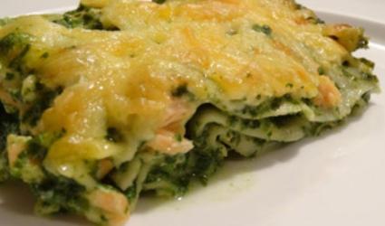 Fisch Spinat Lasagne | vonMich