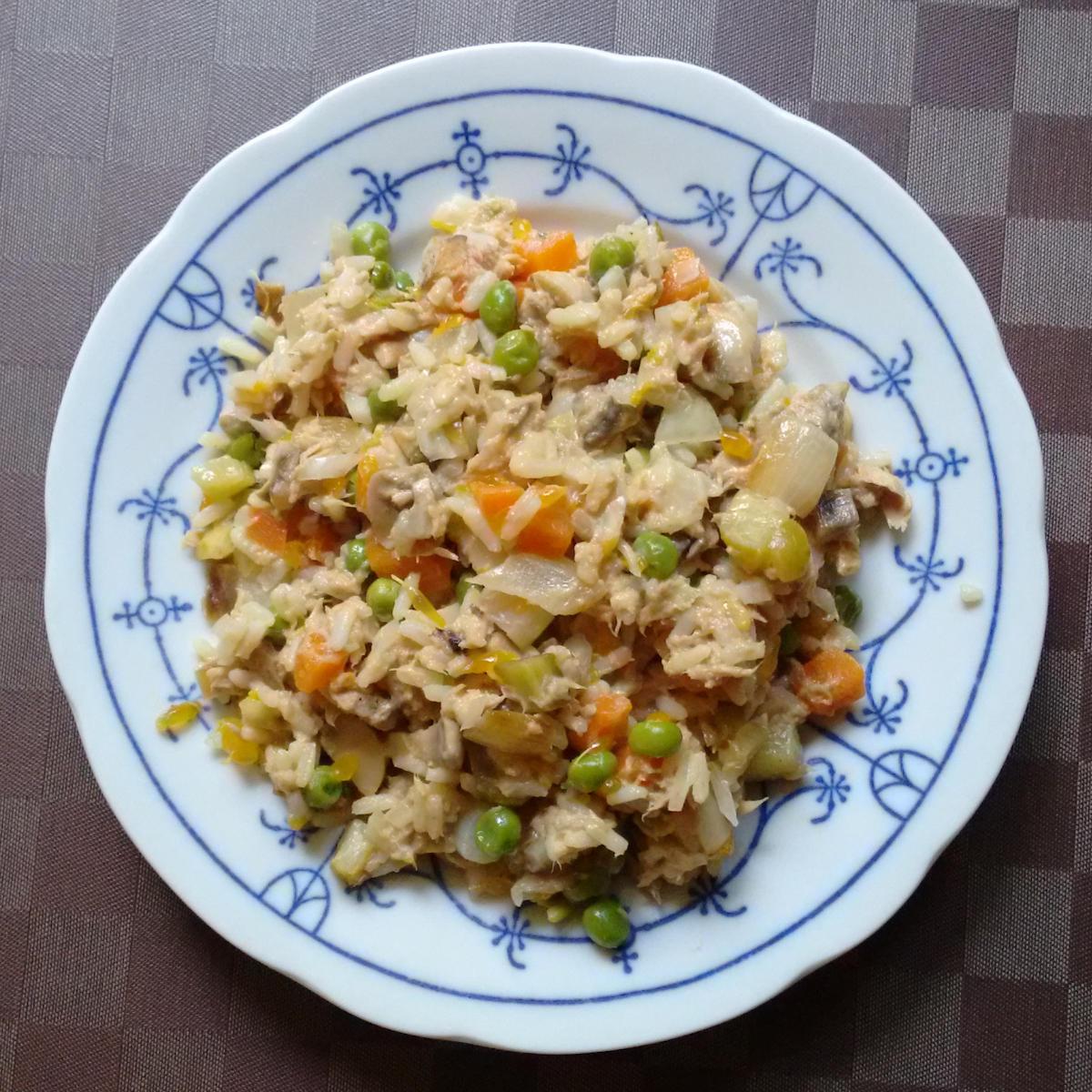 Thunfisch Reis&Gemüse | vonMich