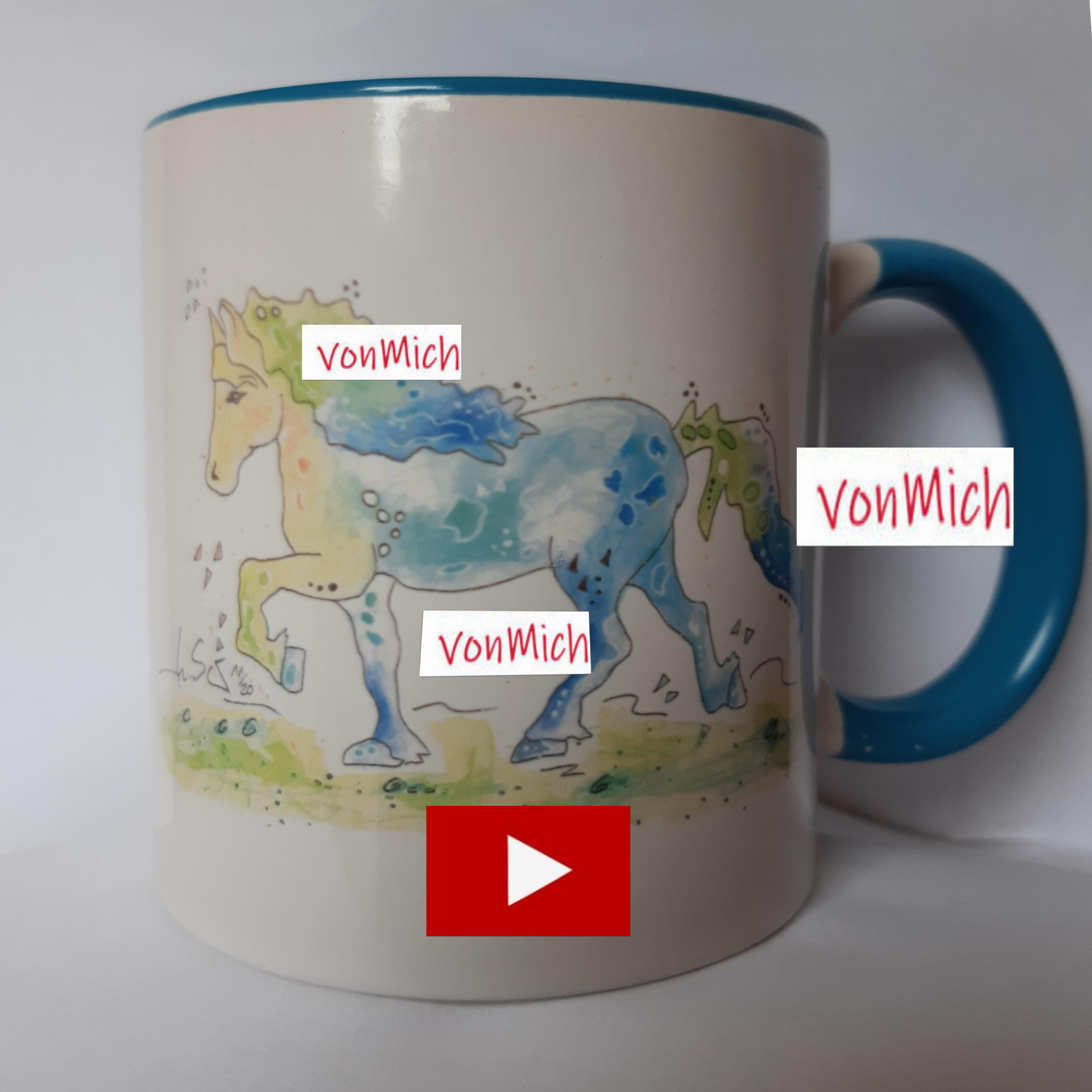 TassePferd3 Video   artikel