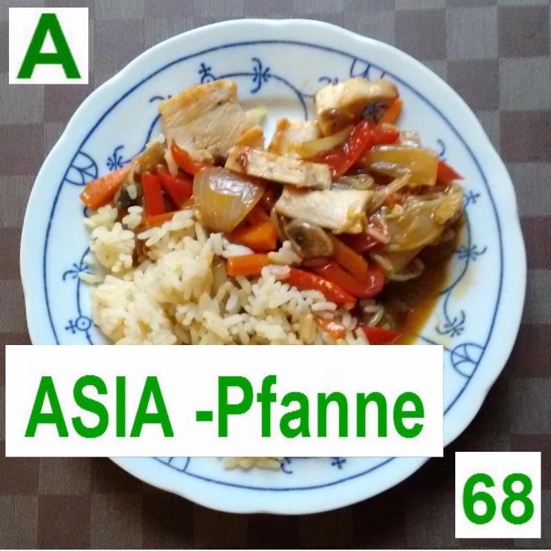 AsiaPfanne 68 | vonMich